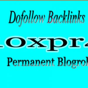 Blogroll Backlinks 10xpr4
